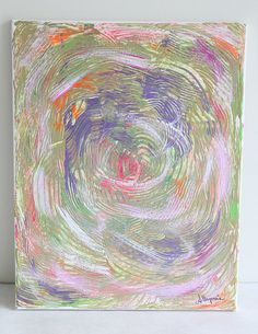 Painting 20 by GracePaint on Etsy