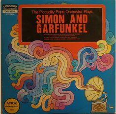 Psychedelic Simon and Garfunkel.