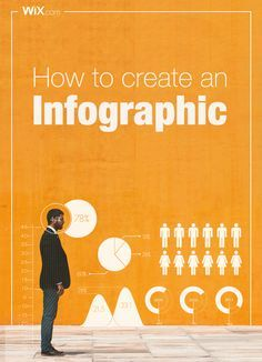 Creating an infographic doesn't have to be hard or time-consuming! We'll show you how to make a great one in under an hour! #FinanceBrochure