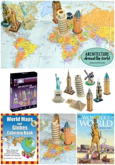 Exploring Architecture Around the World with Kids