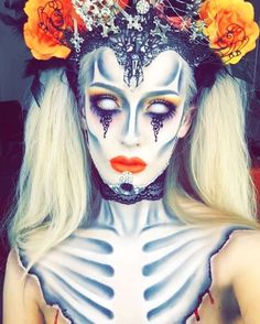 #halloween #costume #makeup