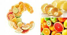 Cómo preparar un suplemento de vitamina C