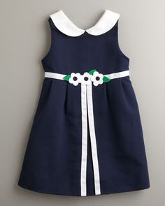 Bird's Eye Pique Dress