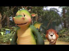 Odd Cat Animation: DIGBY DRAGON TRAILER!