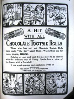 Tootsie Roll 1910