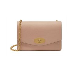 6f19815202c5 Shop the Small Darley in Rosewater Leather at Mulberry.com. The Small  Darley is