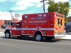 Los Angeles Fire Department | Los Angeles Fire Department EMS | Flickr - Photo Sharing!