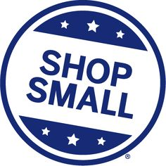 Shop Small!  http://www.solidstatejewelry.com/blog/2015/11/24/shop-small