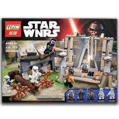 LEGO LEPIN 05009 Star Wars Battle on Takodana