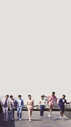 Follow @SuJuPacks on Twitter! #SuperJunior #Super #Junior #Wallpaper #Lockscreen