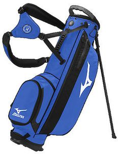 Golf Club Bags 30109: Mizuno Comp Stand Bag Previous Season Royal -> BUY IT NOW ONLY: $79.96 on eBay!