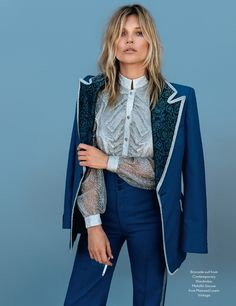visual optimism; fashion editorials, shows, campaigns & more!: kate moss by alasdair mclellan for anOther autumn/winter 2014