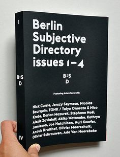 Berlin Subjective Directory - Design - Welcome Education Typography Layout, Graphic Design Typography, Graphic Design Illustration, Editorial Design Layouts, Directory Design, Graphic Design Books, Graphic Art, Buch Design, Identity