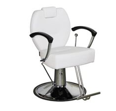 White Multi Purpose Salon Chair Antique Wooden Rocking Styles 8 Best All Chairs Images Furniture Market Deco Herman Warehouse