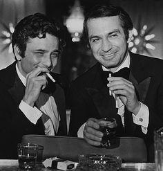 Peter Falk and Ben Gazzara, Husbands 1970