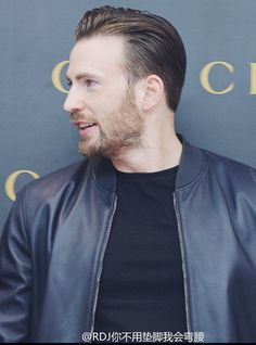 Chris Evans, Captain America, Mens Tops