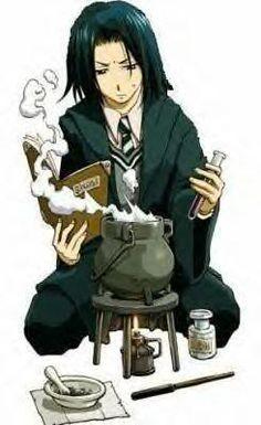 Snape, Snape, Severus Snape! (so cute!)