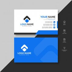 Discover thousands of Premium vectors available in AI and EPS formats Company Business Cards, Make Business Cards, Business Cards Layout, Beauty Business Cards, Free Business Card Templates, Professional Business Cards, Corporate Business, Business Logo, Business Card Design