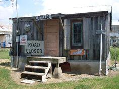 Shack Up Inn - Mississippi