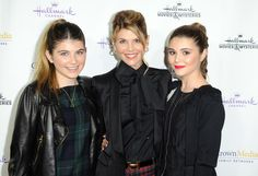 Isabella and Olivia Giannulli are both in their teens, but already Olivia has a YouTube beauty channel with over 20,000 subscribers (she teaches her famous mom slang in one video). Isabella, on the other hand, has a prolific Instagram with over 21,000 followers. Both girls go with their actress mom to red carpet events.