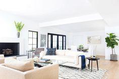 A casa da designer de jóias Marcia Maizel-Clarke, fundadora da Joalheria Dogeared, é clara, leve, aberta, espaçosa e super relaxante, e par...