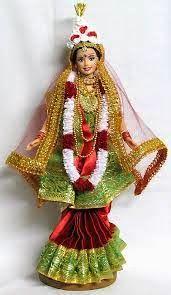Beautiful Indian Barbie Dolls Wedding Barbi Dolls |