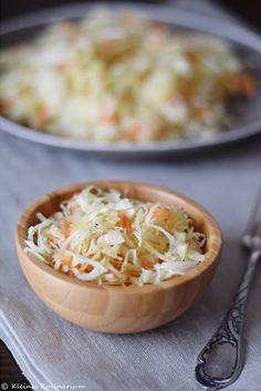 Klassischer Krautsalat als Beilage zum Grillen, für das Salatbuffet oder auch zu einem leckeren Pulled Pork Burger. Sehr lecker