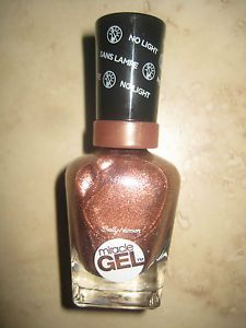 Swatches Of Sally Hansen Color Foil Nail Makeup Nail