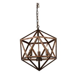 CWI Lighting 4 Light Chandelier with Antique forged copper Finish Geometric Pendant Light, Ceiling Lights, Chandelier Lighting, Foyer Decorating, Geometric Chandelier, Copper Chandelier, Light, Chandelier, Rustic Chandelier