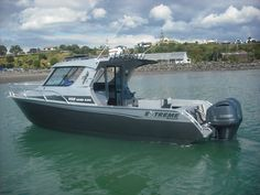 Make: Extreme Boats Model: 950 Game King
