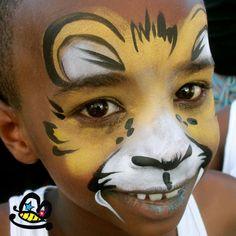 Cute Lion in Starblends