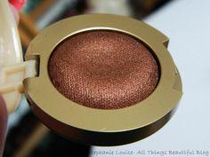 Milani Bella Eyes Full Eyeshadow Line Swatches & Review