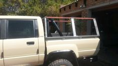 Canopy Frame, Diy Canopy, Rock Sliders, Dead Fish, Bull Bar, Toyota Trucks, Goat, Nissan, Camper