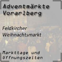 auch in der Stadt Feldkirch wird ein großer Weihnachtsmarkt ab dem ersten Adventwochenende angeboten #feldkirch #vorarlberg #adventmarkt Feldkirch, Advent, City