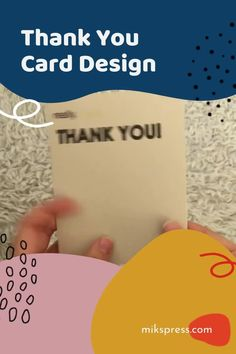 Send a big thank you with our 'Thank You' cards. Perfect for special occasions such as Weddings or great to have on hand to tell someone a quick 'Thank You'. Check out our shop now for more! Funny Thank You Cards, Thank You Card Design, Types Of Printing, Some Cards, Letterpress Printing, Card Stock, Birthday Cards, Special Occasion, Envelope