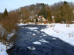 Naturwunder ...: Kälte, Mandau, Eis und Enten...