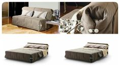 Divani letto Made in italy Pull Out Bed, Sofa Bed, Storage Solutions, Space Saving, Ottoman, Armchair, Bedding, Table, Furniture