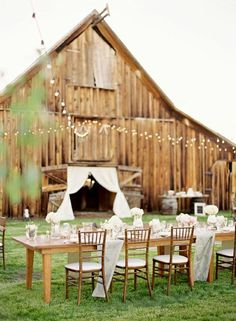 Outdoor wedding #summer #weddings Keywords: #summerthemedweddings #outdoorsummerweddingceremonydecor #inspirationandideasforsummerthemedweddingplanning wedding photography and video www.gremlymedia.com