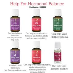 Help For Hormonal Balance