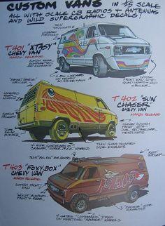 Custom Vans