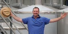 Sam Plunkett, one of Australia's great winemakers, funded by our Angels.