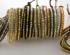 bracelets perlés DIY