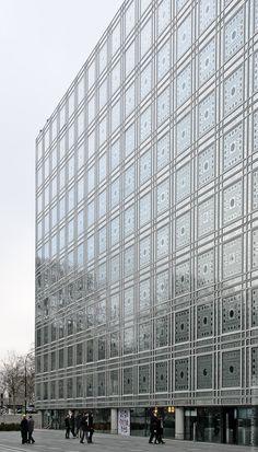 Galería - Clásicos de Arquitectura: Instituto del Mundo Árabe / Jean Nouvel - 8