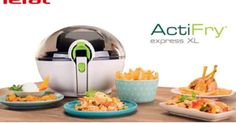 Tefal - ActiFry Check it out on: http://myfirstdeal.dk/?did=6515