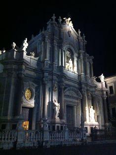 Catedral de Catania. Sicilia