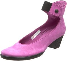 $133.50-$344.95 Arche Women's Gayal Ankle-Wrap Pump,Pivoine,35 EU/4 M US -  http://www.amazon.com/dp/B00499K9A4/?tag=icypnt-20