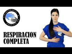 Tecnica de relajacion mediante la respiración completa - YouTube