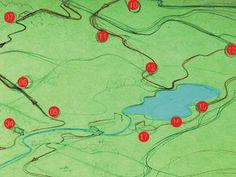 Dribbble - Map sketch 1 by Carl Wiens