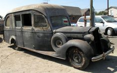 Concours Concept: 1935 Packard Motorhome - http://www.barnfinds.com/1935-packard-motorhome/