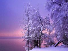 Purple Sunrise w Pink Mist